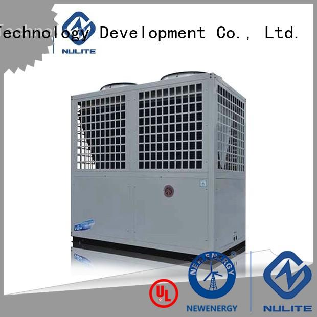 Custom stainless swimming pool solar heater energysaved NULITE