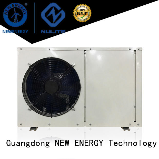 NULITE internal rotor motor heat pump ac best manufacturer for house