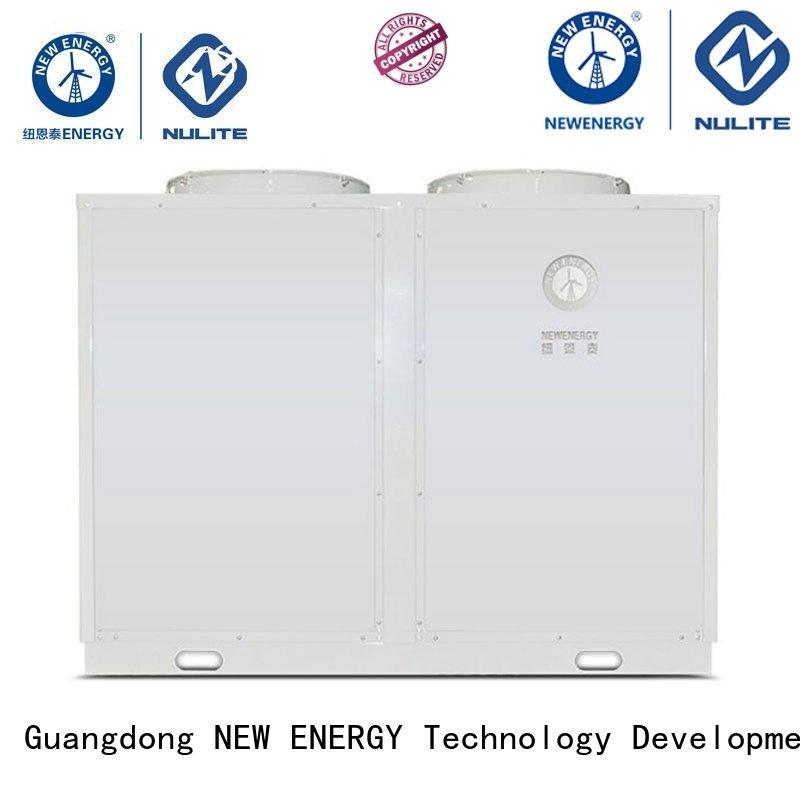 high quality air source heat pump water heater ODM for low temperature NULITE