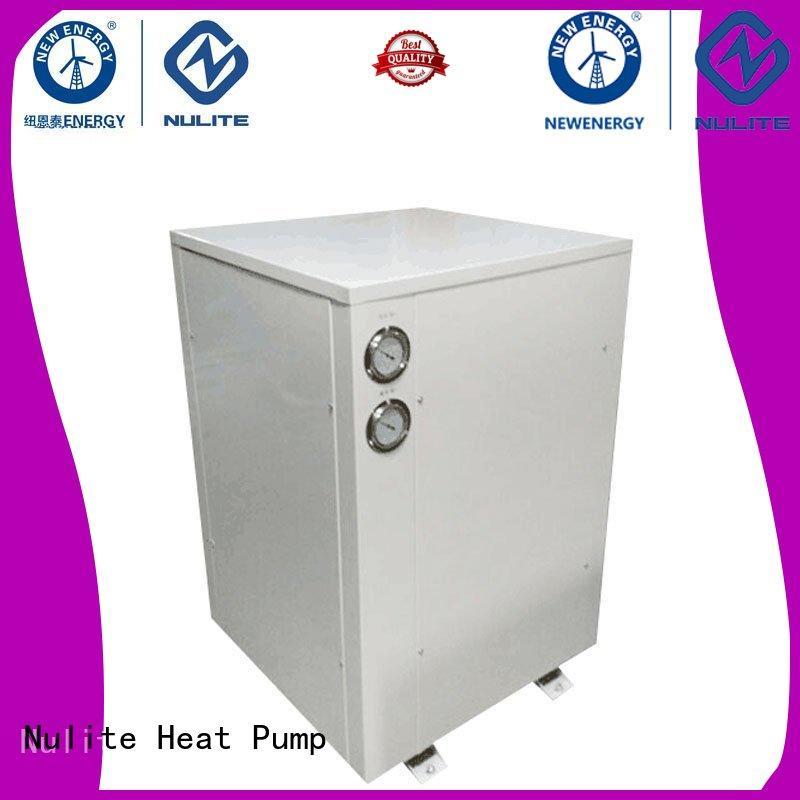 NULITE multi-functional heat pump ratings for family