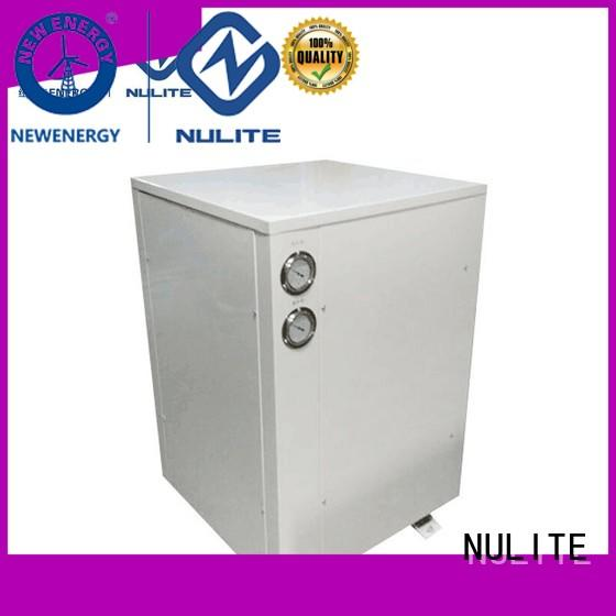 NULITE multi-functional inverter heat pump at sale for low temperature