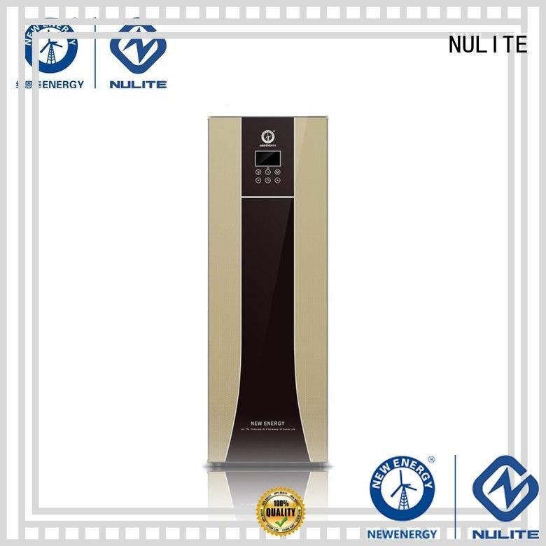 NULITE floor-standing portable heat pump free delivery for office