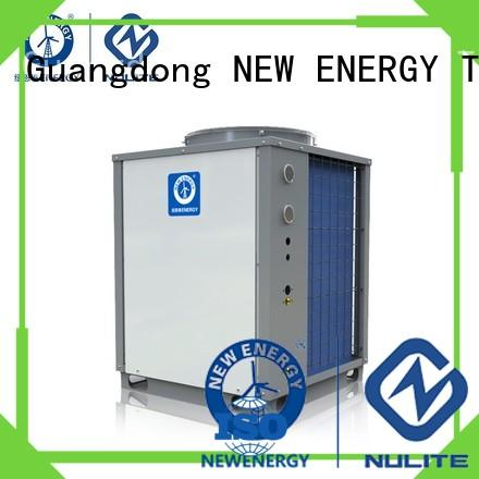 NULITE Brand pump commercial heat pump water heater commercial supplier
