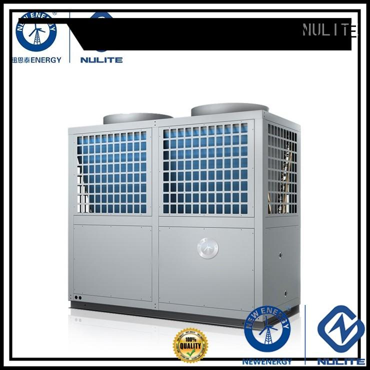 commercial heat pump water heater air 11kw heat NULITE Brand domestic hot water heat pump
