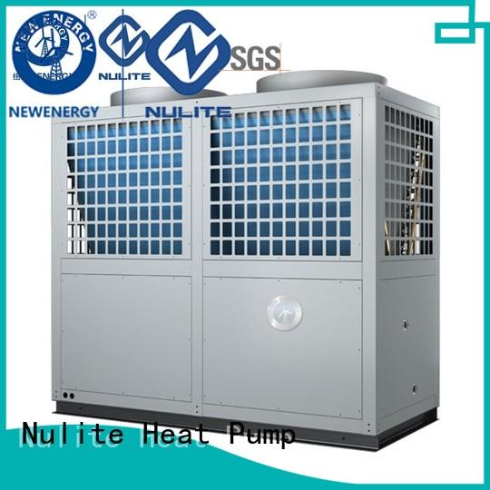 35kw 82kw heat air source heat pump water heater NULITE Brand