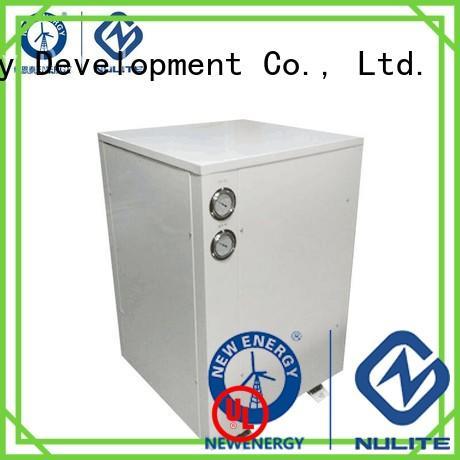 Wholesale 112kw geothermal heat pump system NULITE Brand