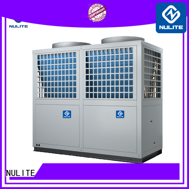 NULITE free installation central heating pump for floor heating