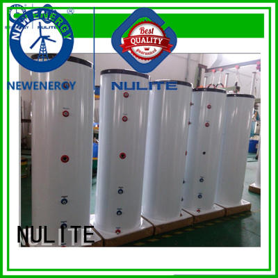 NULITE fast installation well water holding tank low cost for floor heating