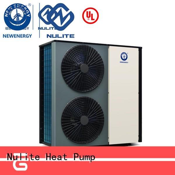 NULITE heating inverter heat pump by bulk for wholesale