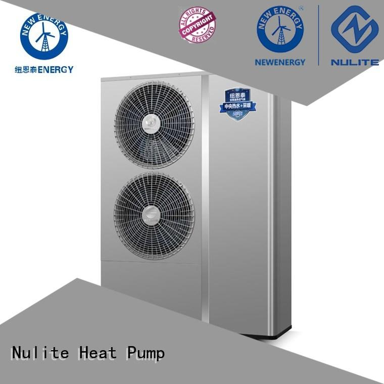 NULITE instant aquaculture heat pump fast installation for house