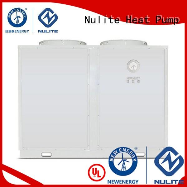 NULITE hot-sale domestic air source heat pump OBM for family