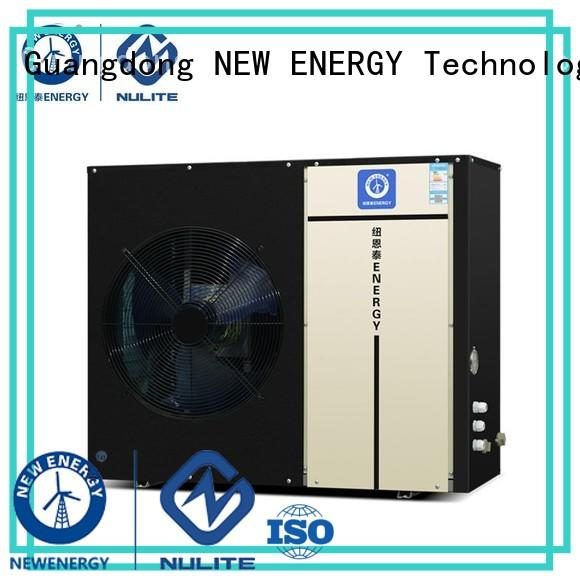 NULITE Brand minus model evi air source heat pump b3sd