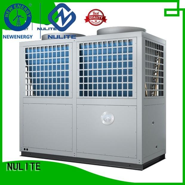 NULITE new arrival air source heat pump water heater ODM for low temperature