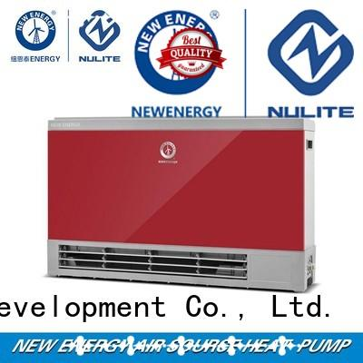 wall mounted fan coil unit energy-saving for family NULITE