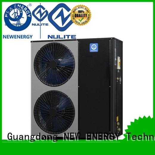 NULITE custom evi heat pump popular for low temperature