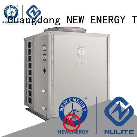 NULITE Brand heat cooling air source heat pumps for sale water supplier