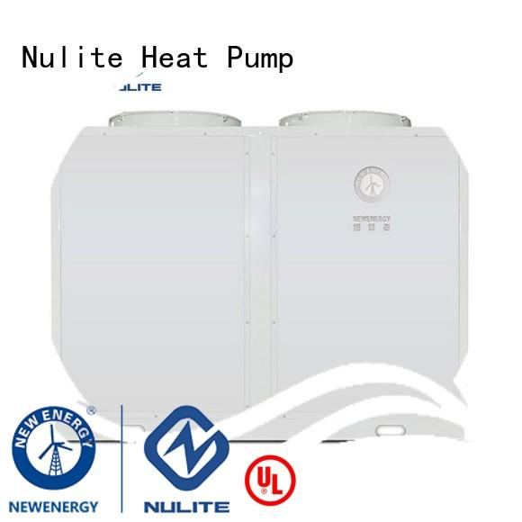 NULITE custom air to water heat pump suppliers OBM for hot climate