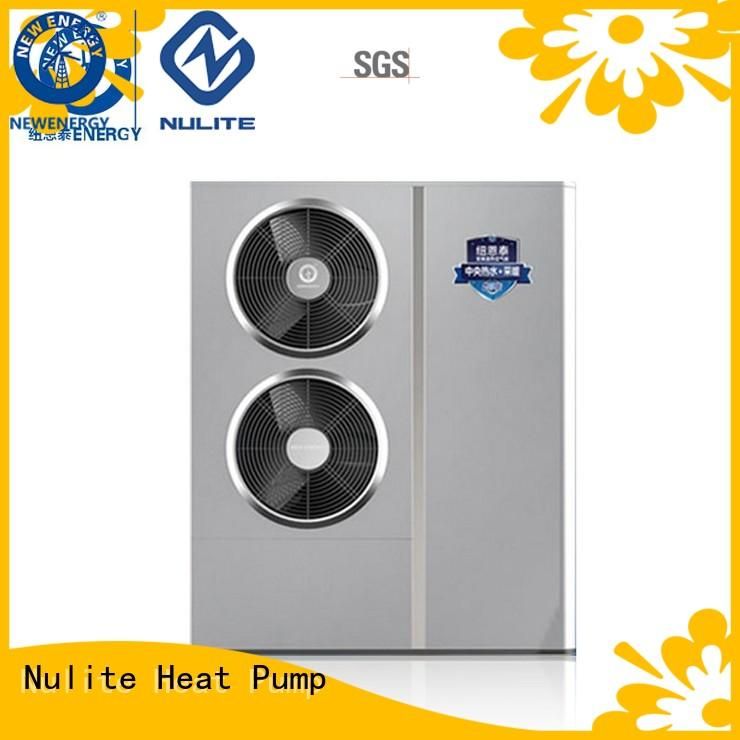 NULITE wall mounted heat pump brands fast installation for office