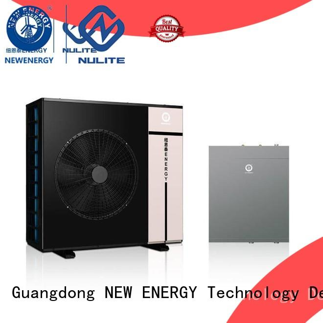 NULITE high quality split type air conditioner cheapest factory price for workshop