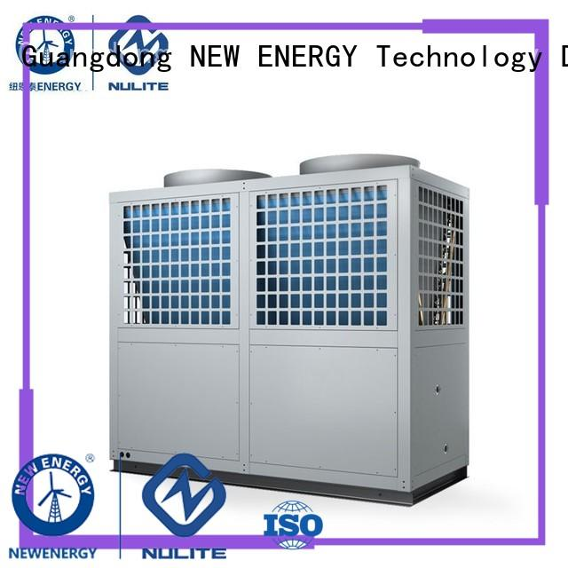 pool heat pump with chiller model cooling hospital NULITE Brand heat pump chiller