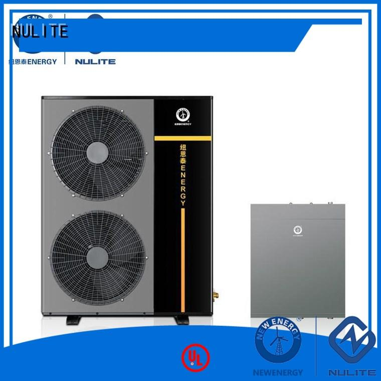 NULITE top selling 2.5 ton heat pump split system cooling for wholesale