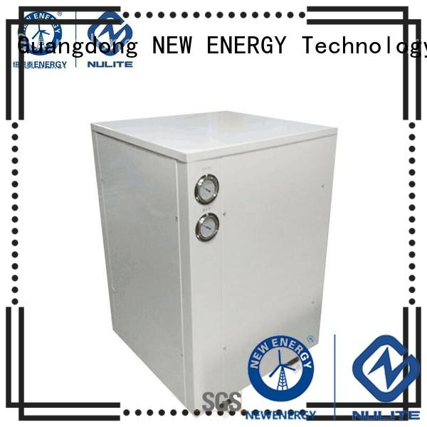 Hot cooling geothermal heat pump system heat 8kw NULITE Brand
