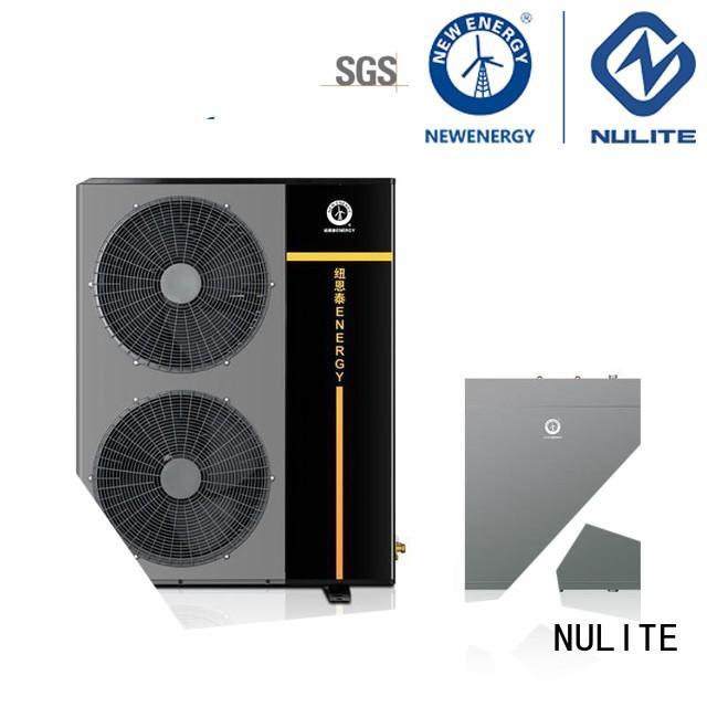 Hot b3sd low temperature heat pump evi model NULITE Brand