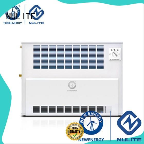 NULITE energy-saving fan coil unit system for project