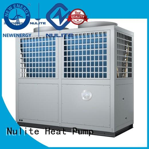 multi-functional air to water heat pump system ODM for cold climate