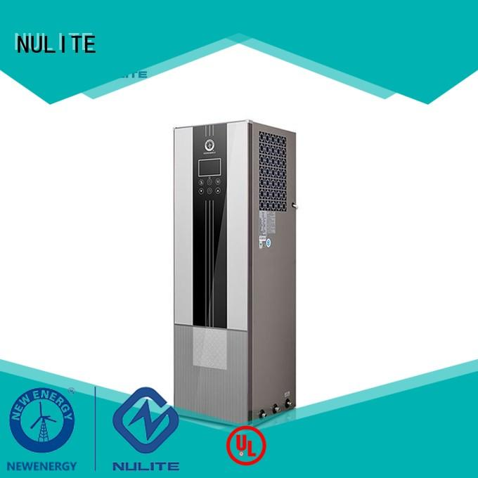 NULITE household household heat pump fast installation for house