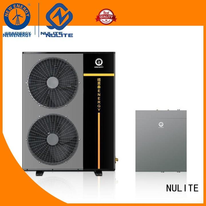 72kw 25c air split low temperature heat pump NULITE