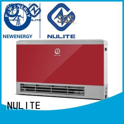 NULITE OEM floor mounted fan coil units energy-saving for wholesale