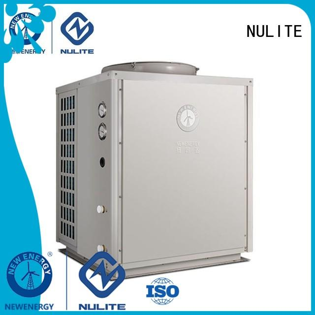 NULITE custom air source heat pump water heater OEM for cold climate