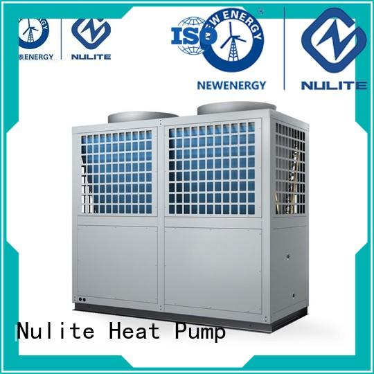 NULITE fast installation air cooled water chiller at discount for shower