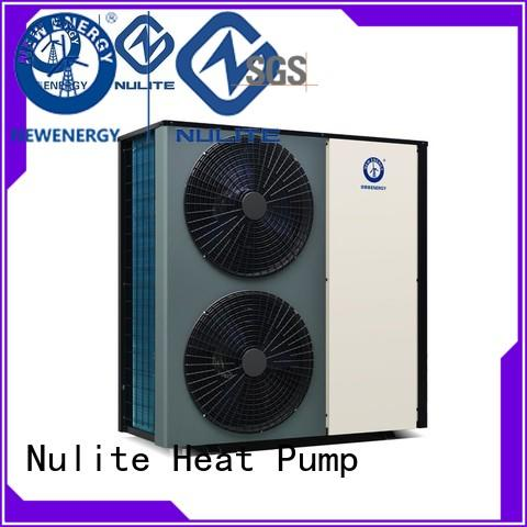 Wholesale inverter dc powered heat pump 20kw NULITE Brand