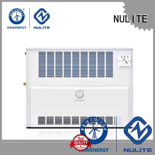 NULITE ODM fan coil unit system for workshop