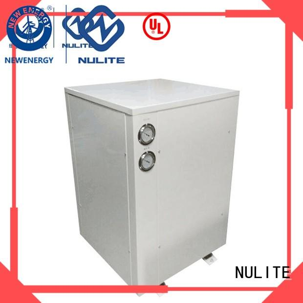 8KW-112KW geothermal heat pump for heating cooling DHW
