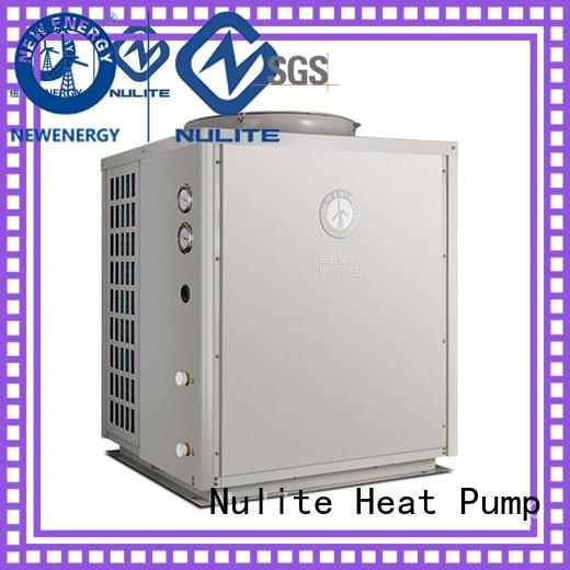 custom air to water heat pump system high quality OBM for low temperature