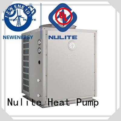 air source heat pump manufacturers hot-sale for hot climate NULITE