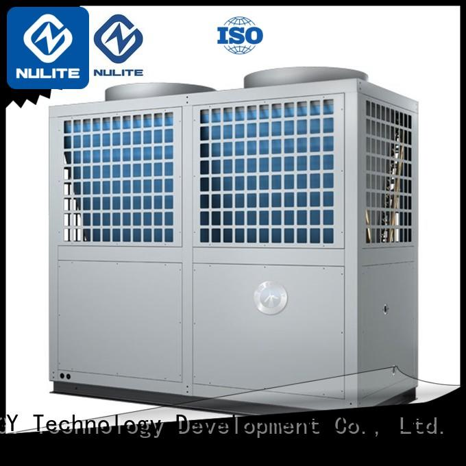 NULITE high quality air source heat pump manufacturers OBM for hot climate