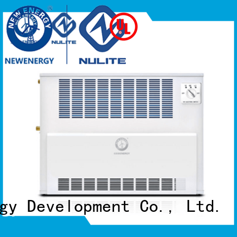NULITE Brand floor-standing fan coil heating heating factory