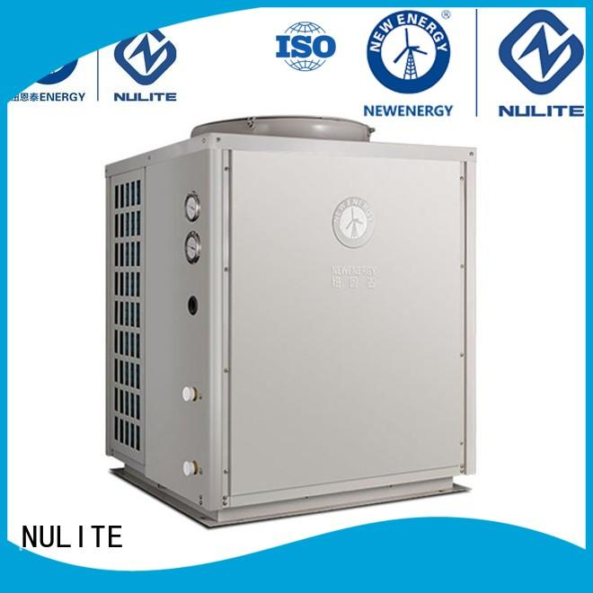 NULITE new arrival air source heat pump manufacturers ODM for hot climate