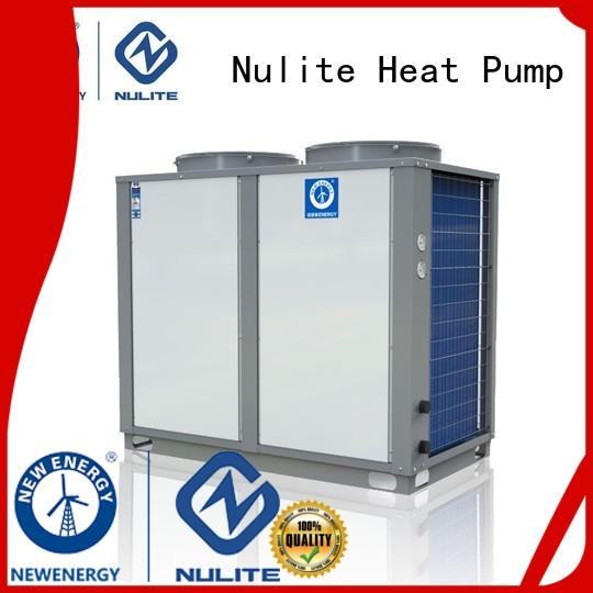 internal rotor motor heat pump hot water heater cost-efficient for family NULITE