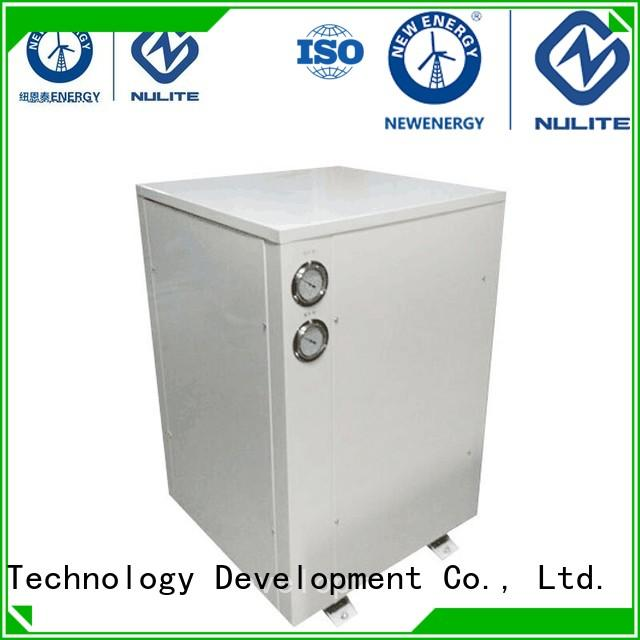 pump heat dhw geothermal heat pump system NULITE Brand company