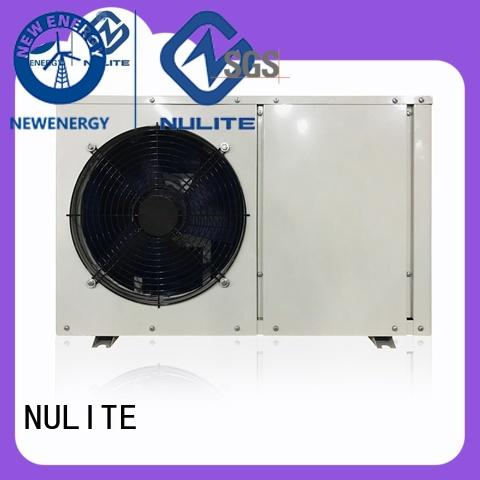 NULITE low noise domestic air source heat pump at discount