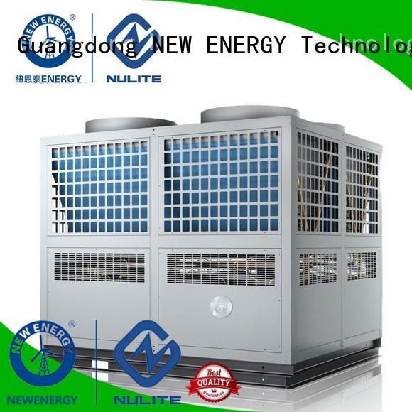 work low temperature heat pump air pumproom NULITE company