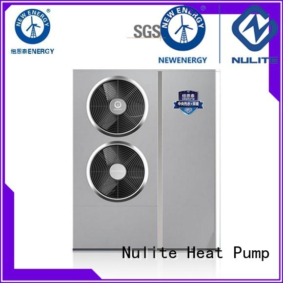 Wholesale floorstanding vertical heat pump NULITE Brand