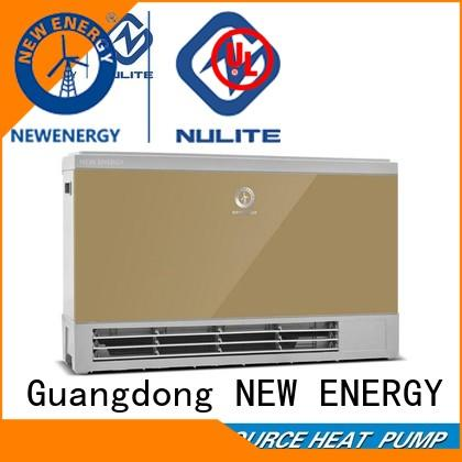 NULITE floor standing air conditioner coil custom for family