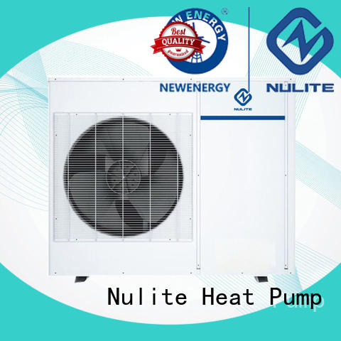 NULITE all in one inverter split air conditioner top quality for heating