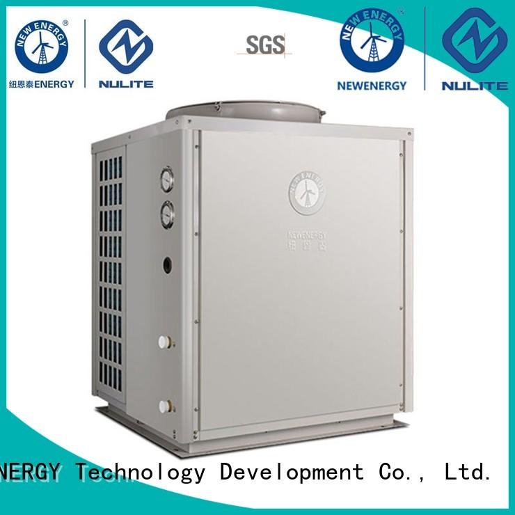 NULITE air source heat pump water heater OEM for family